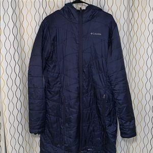 Columbia Women's Mighty Lite Hooded Jacket, SZ:XL